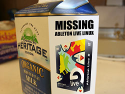 Milk Carton
